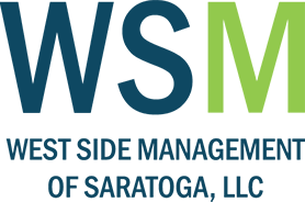 West Side Management of Saratoga logo